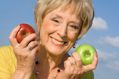Implant Retained Dentures can improve your bite and ability to chew.